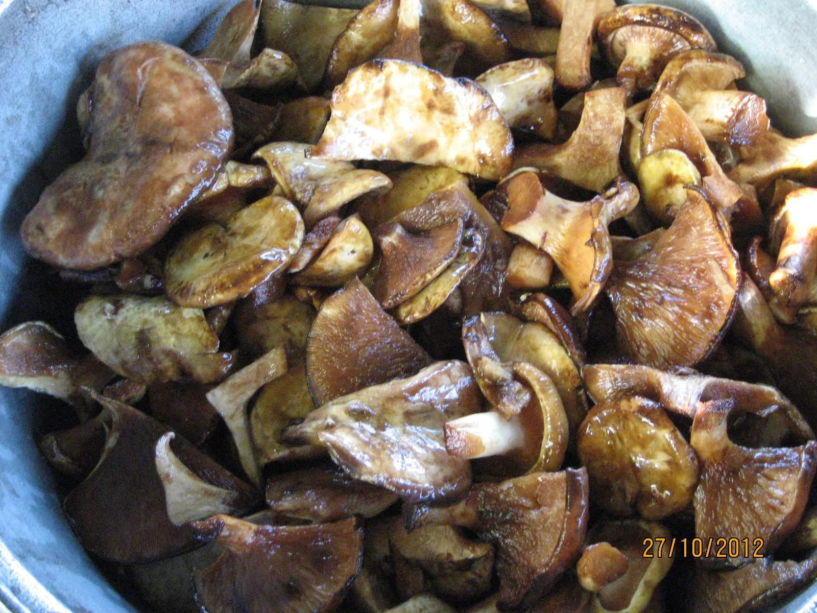 Маринование грибов в домашних условиях