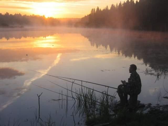 вверх меня тянут за лески рыбаки небесные
