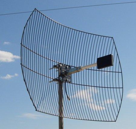Parabolic antenna  Wikipedia