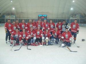 Кременчугские хоккеисты требуют каток