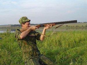 Добровольный месячник сдачи оружия!