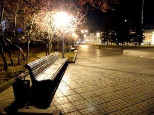 Улицы будут освещать всю ночь
