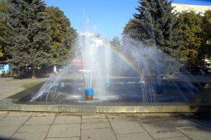 Фонтаны в Кременчуге будут работать