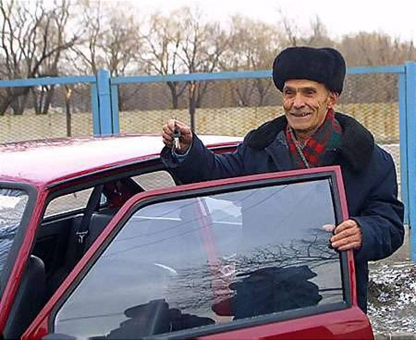 Элвин, Пенсионеры не владельцы авто страховка будь