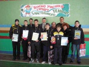 Дети соревновались за звание «сильнейшей ракетки»