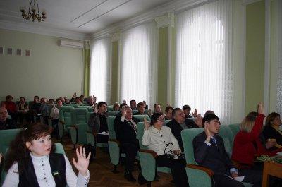 Сессия Автозаводского райсовета состоится 26 мая