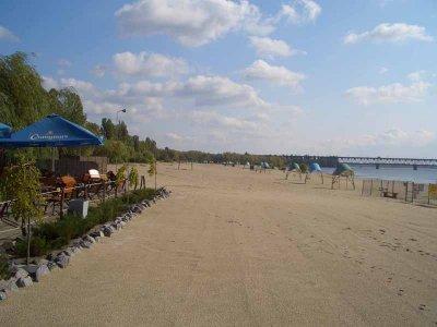 Кременчуг готовится к пляжному сезону