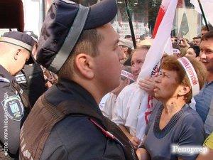 В Печерском суде идет суд над Юлией Тимошенко