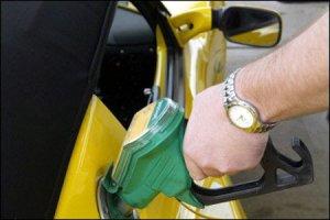 В Украине снизилось потребление бензина