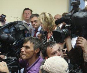 Суд прекратил трансляцию: дошли до показаний Тимошенко