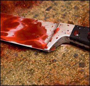 Кременчужанка заколола ножом своего бывшего мужа
