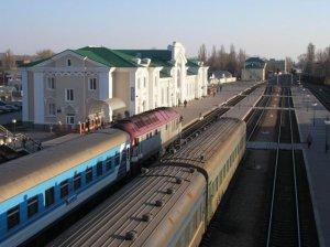 Поезда между Кременчугом и Полтавой меняют маршруты