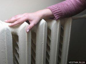 Более 100 жалоб за сутки на отопление