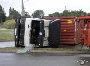 В Кременчуге по ул. Московской снова произошла громкая авария