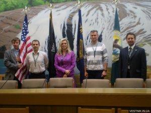 Преподаватели КрНУ имени Остроградского посетили США