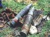 Жители улицы Переяславской нашли боевой снаряд