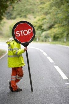 ГАИ просит пешеходов одеваться в «сигнальную» одежду