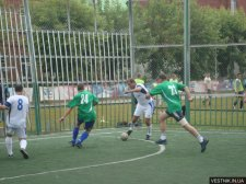 Кременчугская мэрия сыграет в футбол с Харьковской