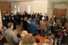 Мэр обещает помочь КНУ имени Остроградского