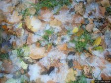 В Кременчуге на выходные прогнозируют снег