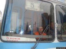 На улицах Кременчуга уже две группы стажеров