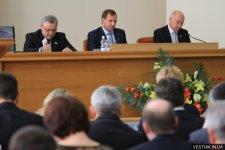 Депутаты горсовета не поддержали запрос коммуниста Владимира Шапрана