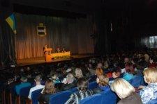 В течение двух часов мэр Олег Бабаев отчитывался перед кременчужанами