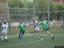 Кременчугские военные сыграют с депутатами в футбол
