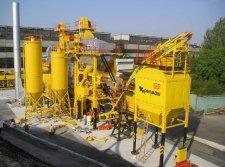 «Кредмаш» увеличил выпуск асфальтосмесительных заводов на 9,3%