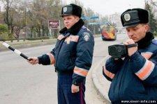 На Полтавщине действия водителей-нарушителей снимают на камеру