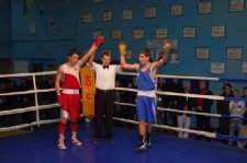 В Кременчуге состоялся VII открытый боксерский турнир имени Александра Баглаенко