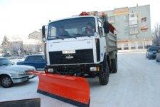 Зимой городские дороги от льда и гололеда будут убирать с помощью соляного раствора