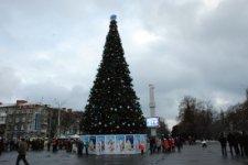 В Новогоднюю ночь кременчужан приглашают к главной елке