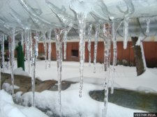 Крещение в Кременчуге может быть с морозом