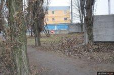 Кременчугские тротуары - проблема для всех