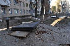 В Кременчуге уберут дворовые «кладовки»