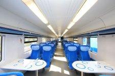 КВСЗ провел обкатку первого скоростного межрегионального поезда