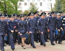 Кадры для кременчугской милиции готовятся в коллегиуме №25