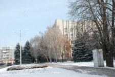 В Кременчуге будут штрафовать тех, кто не убирает снег