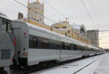 В управлении ЮЖД дали оценку скоростному поезду КВСЗ