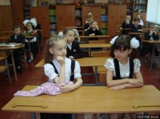 В кременчугских школах с завтрашнего дня приостанавливают учебу
