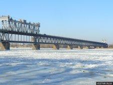 Во время визита Президента ограничат движение на мосту