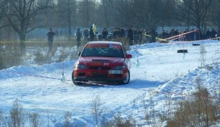 Прошли соревнования по ралли-спринту «Зимний Драйв»