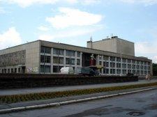 Кременчугский городской дворец культуры - самый опасный