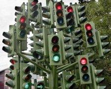 ГАИ хочет увеличить количество светофоров в Кременчуге