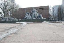 Ко Дню Победы планируют выполнить частичную реконструкцию мемориала «Вечно живым»