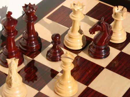 Юные шахматисты боролись за призы «Родного города»
