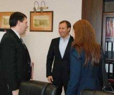 Мэр обсудил вопросы инвестиционного будущего Кременчуга