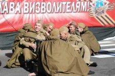 В парке культуры «Приднепровский» будет война