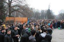 Кременчугская молодежь собралась на экологическую акцию